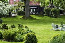 Jardines de ensueño / Si estás pensando en diseñar tu jardín o acometer un proyecto de paisajismo, aquí puedes inspirarte.