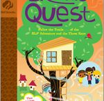 Brownie Quest Journey Ideas / Along the Quest, Girl Scout Brownies will meet three new friends and a bright and shining elf—in a brand-new Brownie story meant to inspire their own Take Action Projects.  / by Brownie Girl Scout Badges