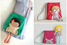 cute bag dolls