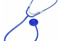 Kids Stethoscopes / REAL working Stethoscopes just like the stethoscopes used by Doctors, Nurses and Hospitals.  / by My Little Doc