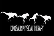Dinosaur Physical Therapy / Pediatric Physical Therapy Georgetown, Washington DC
