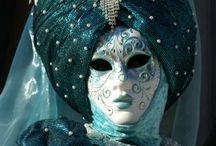 masks and dress ups
