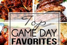 Game-Day Recipes