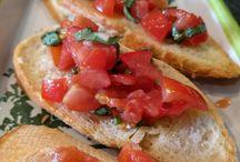 Italian Grand Prix Food / A collection of recipes for the Italian Grand Prix