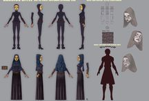 ~Barriss Offee & Co. Costumes~