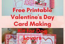 Free Dog Themed Printable