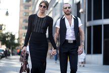 New York Moda Haftası / Sokak Modası-4