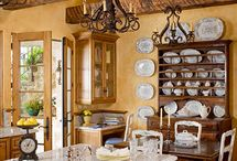 I ♥ French Country Style / French Country Decorating for the home