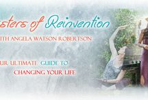 Radio Show: Masters of Reinvention- Your Ultimate Guide to Changing Your Life!