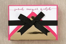 Paper + Such / Stationery, Note Cards, Notes, Napkins, Seals, & Labels