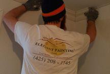 Interior trim & Molding by Elegant Painting® - Kirkland, WA / Interior Trim and Molding