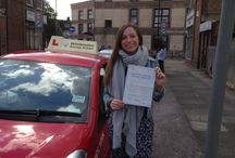 Brixton / People from Brixton who passed their UK driving tests with Wimbledon Driving School.