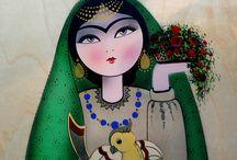 Persian art / Perzische kunst
