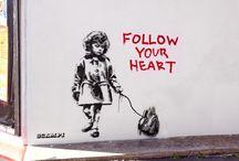 Urban and street art