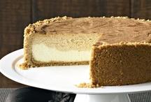 Desserts:  Cheesecakes / by Bonnie Wolf