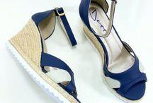 Sandálias / Trabalhamos com calçados femininos.