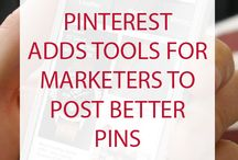 Pinterest Social Media Marketing / Social Media Marketing im Allgemeinen, Pinterest-Marketing im Besonderen