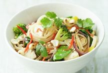 Meatless meal idea / by Sophie Grenon