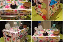 DIY - Nuda w domu / Activity toys