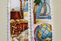 Cross Stitch Bookmarks