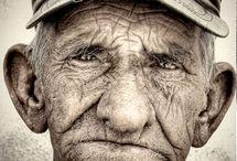 Old human
