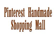 Pinterest Handmade Shopping Mall / Pin your heart away - no limit at Pinterest Handmade Shopping Mall! Items must be handmade including art & photography & available for purchase. Pins must have valid links available for purchasing. No Nudity, except art, or any type of porn! Happy Pinning! Please message through Pinterest to get added. NO ETSY TREASURIES/VINTAGE ITEMS or you'll be removed!