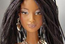 Barbie in Black / Dolls / by MickJ :)