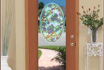 Decorative Glass Accents