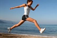 Course à pied / le jogging
