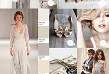 Neutral Wedding Inspiration / Neutral colours will always be classic so I thought we would help the brides with some inspiration specially for this colour scheme.