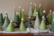 Christmas Crafts / by Tina Bateman