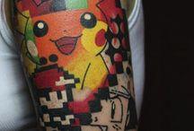 Tattoo - Pixel