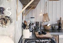 Materialen in de keuken / Materialen in de keuken