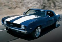 My kind of muscle / I love cars, but really love muscle cars. Wish I could have been around during the 60's or 70's to see the cars then. I was born in 67' my favorite year for the Camaro.