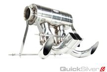 Bugatti Performance Exhausts by QuickSilver Exhausts