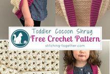 Crochet for Children / Crochet Patterns for Children's clothing