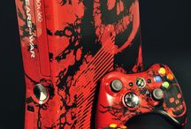 Xbox 360 / by Shawn Thompson