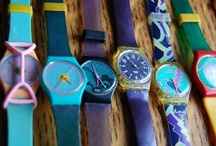 Swatch Watches in the 80's