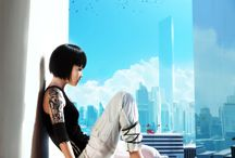 Mirror's Edge / Mirror's Edge (2008). Credit to the artists.