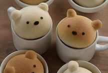 Kawaii Food ^__^ / cute food ideas ;) / by Veronica Ortegon