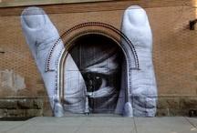 Kunst voor de muur / art