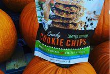 Pumpkin! / Pumpkin flavored treats for fall.