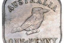 Australian coins and Bank Notes