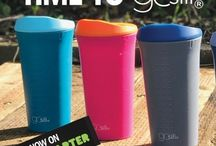Silicone To-Go Coffee Cup