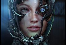 Portraits / Some of our favorite portraits to inspire the artist in you! / by 3DTotal