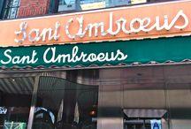 Sant Ambroeus Locations