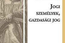 Jogi szakvizsga könyvek / Szakkönyvek jogi szakvizsgára készülőknek. A három szakvizsga könyvet kiadó (Patrocinium Kiadó, Dialóg Campus Kiadó, Novissima Kiadó) cégen túl más hasznos könyvet is megjelenítünk.