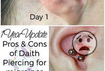 piercings for migraines