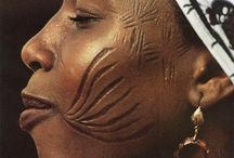 african scars