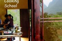 Food - Cooking Schools